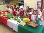 Dr. Montessori's B'day Celebration
